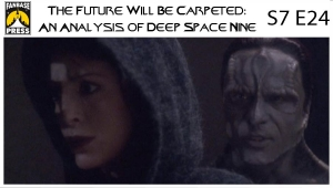 The Future Will Be Carpeted: An Analysis of 'Deep Space Nine (S7E24)'