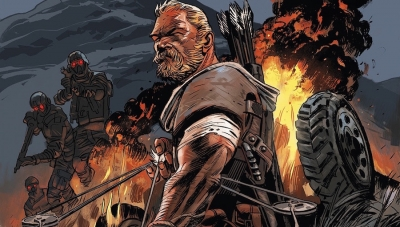 #SDCC2016: Writer Phillip Kennedy Johnson Talks with Fanbase Press on 'Warlords of Appalachia'