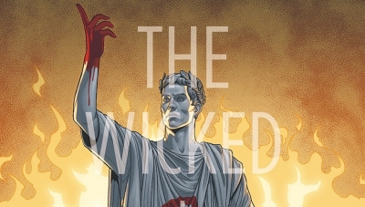 'The Wicked + the Divine: 455 A.D.' - Comic Book Review