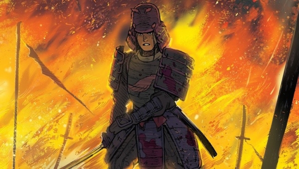 'Ronin Island #5:' Advance Comic Book Review