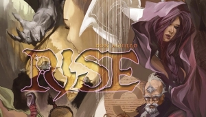 'Rise #1-5:' Comic Book Review