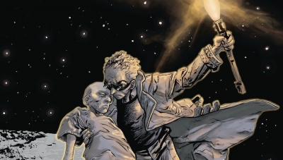 'Doctor Star and the Kingdom of Lost Tomorrows #4:' Advance Comic Book Review