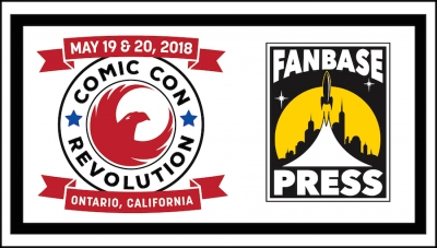 Fanbase Press Announces Comic Con Revolution 2018 Programming Schedule