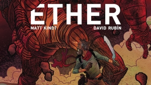'Ether: The Copper Golems #4' - Comic Book Review