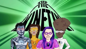 Fanbase Press Interviews Austin Basis on the Comic Book Series, 'The Kinetix'