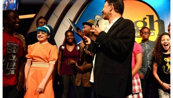 #GeeksCare: How You Can Help the Laugh Factory Comedy Camp