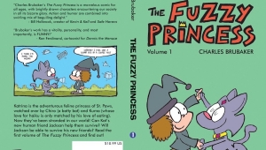 'The Fuzzy Princess: Volume 1' - Trade Paperback Review