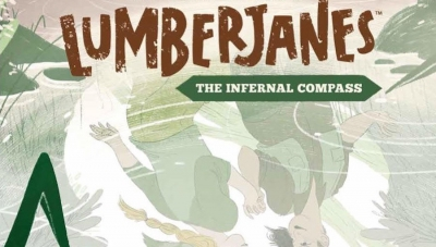 'Lumberjanes: The Infernal Compass' - Graphic Novel Review