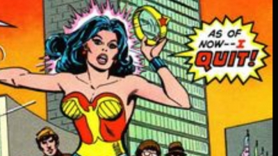 Wonder Woman Wednesday: A World Without Wonder Woman?