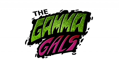 'The Gamma Gals' Trade Paperback Is Now Available on ComiXology