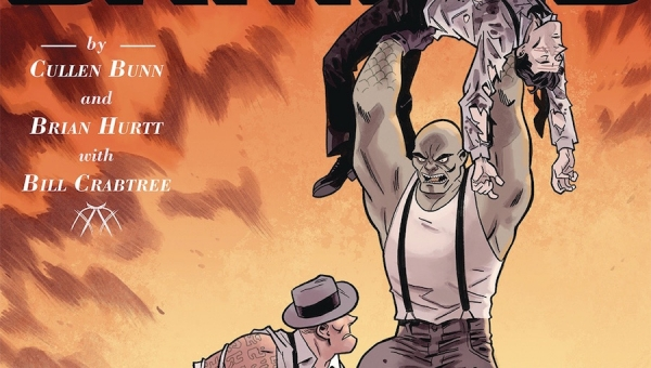 'The Damned #8:' Advance Comic Book Review