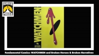 Fundamental Comics: 'Watchmen' and Broken Heroes & Broken Narratives