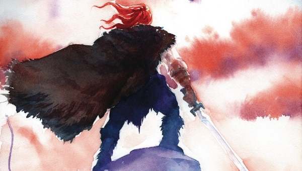 'Berserker Unbound #3:' Advance Comic Book Review