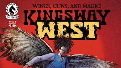 'Kingsway West #2:' Advance Comic Book Review