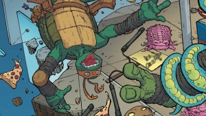 'TMNT Dimension X #1:' Comic Book Review