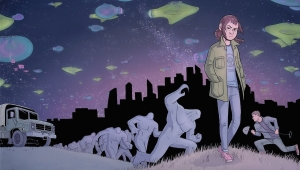 Fanbase Press Interviews the Creative Team of 'Lifeformed: Cleo Makes Contact' from Dark Horse Comics