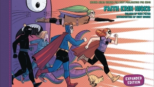 'The Adventures of Superhero Girl (Expanded Edition):' Advance Hardcover Review