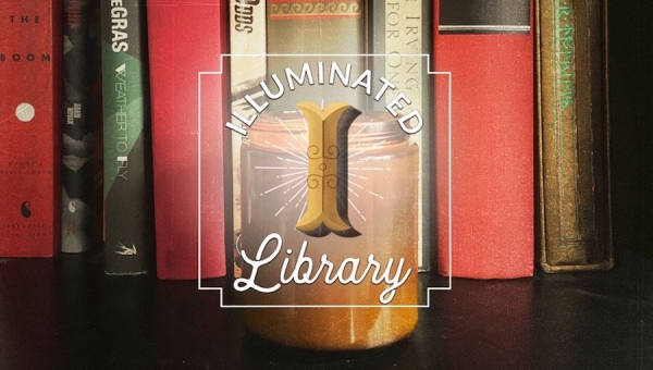 #CrowdfundingFridays: Calliope Candleworks' Illuminated Library Candle Set, 'Heroes of the Public Domain,' and 'Nevera Tales'