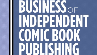 Fanbase Press Interviews Gamal Hennessy on Launching the Kickstarter Campaign for 'The Business of Independent Comic Book Publishing'