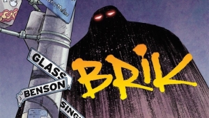 'Brik:' Trade Paperback Review