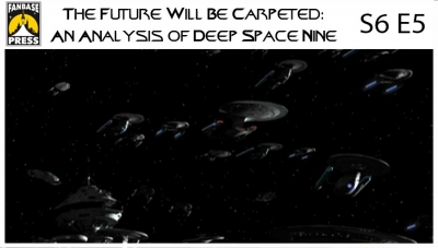 The Future Will Be Carpeted: An Analysis of 'Deep Space Nine (S6E5)'