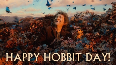 Happy Hobbit Day 2016 from Your Friends at Fanbase Press!