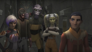Talking 'Star Wars Rebels,' Tom Baker, and Hondo with Executive Producer Dave Filoni