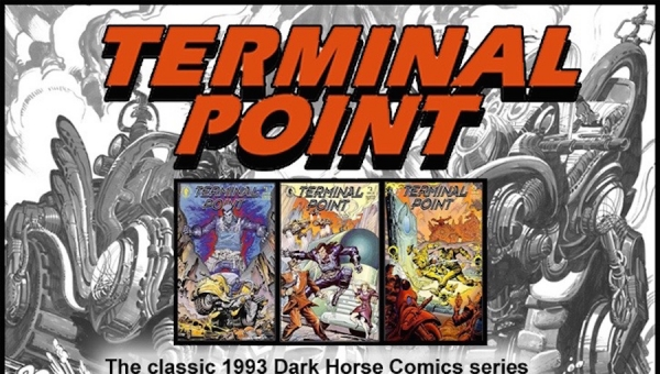 'Terminal Point:' Graphic Novel Review