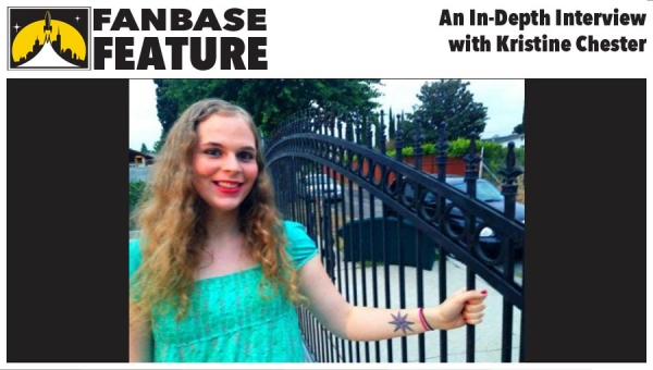 Fanbase Feature / LGBTQ History Month: An In-Depth Interview with Fanbase Press' Kristine Chester