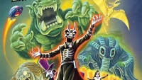 'Scapula and the Sinister Monster Doom Legion:' Comic Book Review (Taking Over All the Planets in the World)