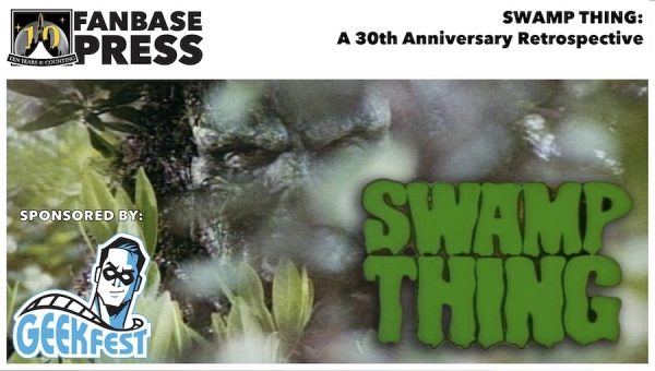 Fanbase Feature: 30th Anniversary Retrospective on 'Swamp Thing' (1990)