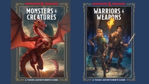 'Dungeons & Dragons: Warriors & Weapons' and 'Monsters & Creatures' - Advance Book Reviews