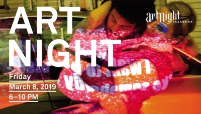 Join Fanbase Press and Southern California's Indie Creators for ArtNight Pasadena 2019