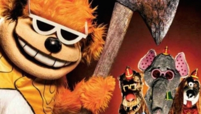 SDCC 2019: Eric Bauza Gives Voice to All of Your Nightmares (Sans Snorky) in 'The Banana Splits Movie'