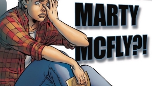 'Back to the Future #14:' Advance Comic Book Review