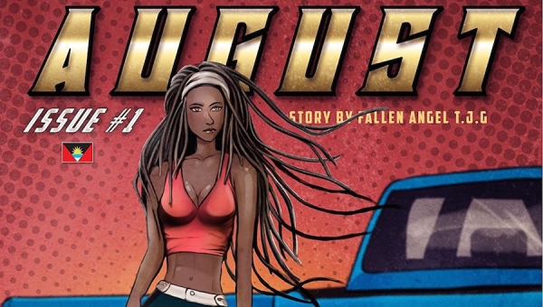 Fanbase Press Interviews Tameka August-George on the Comic Book Series, 'August: Comfort Zone'