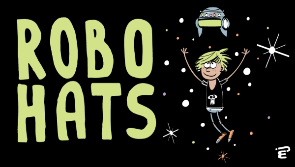 Fanbase Press Interviews Marc Jackson on His Comic Book Series, 'Robo Hats'