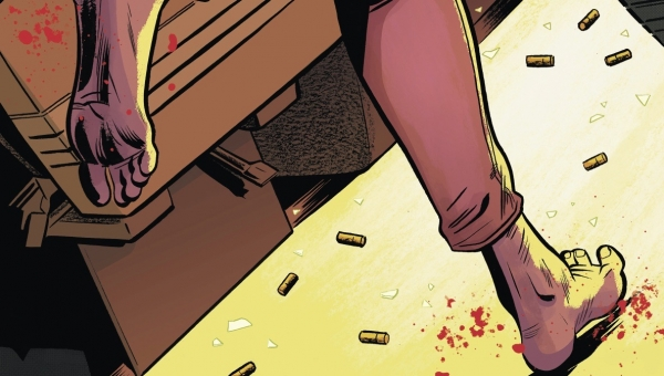 'Bang! #2:' Advance Comic Book Review