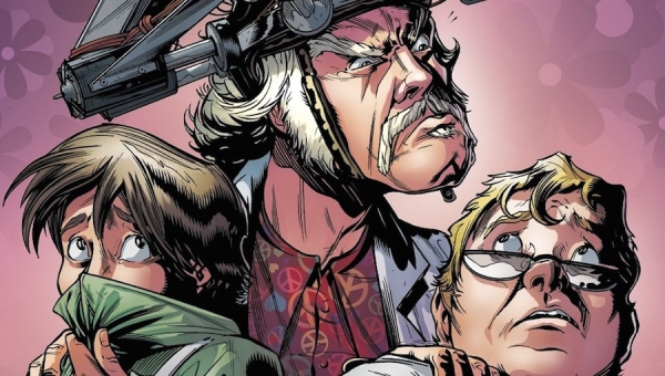 Back to the Future #21:' Advance Comic Book Review