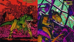 #JurassicPark25: Five Lessons the 'Jurassic World' Films Could Learn from Topps' 'Jurassic Park' Comics of the '90s
