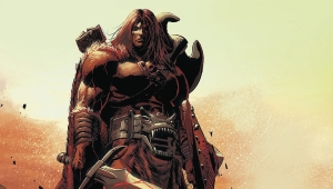 'Berserker Unbound #2:' Advance Comic Book Review