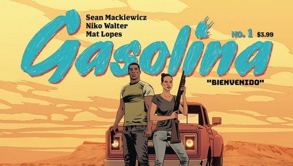 'Gasolina #1:' Comic Book Review