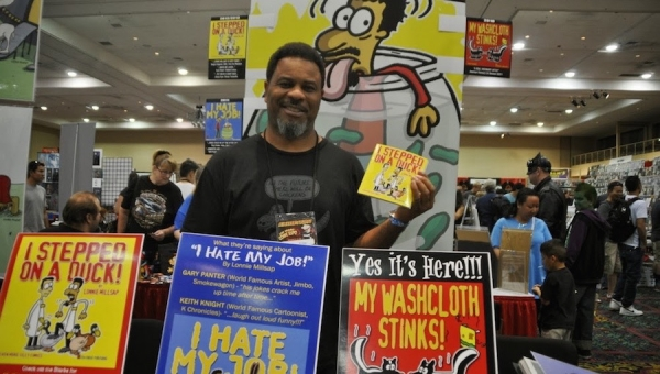Fanbase Press Interviews Cartoonist Lonnie Millsap on 'bacon' and 'Next Time I'll Drive!'