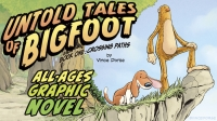 #CrowdfundingFridays: 'Untold Tales of Bigfoot' and 'The Amazing Tales from the Bible'