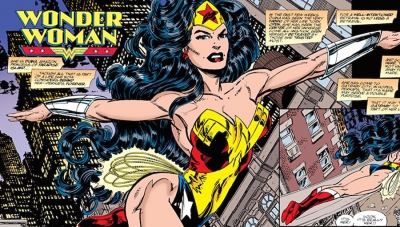 Wonder Woman Wednesday: John Byrne's 'Wonder Woman'