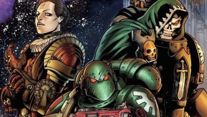 'Warhammer 40,000 #1:' Comic Book Review