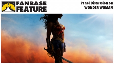 Fanbase Feature: Panel Discussion on 'Wonder Woman'