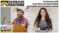 Fanbase Feature: An Interview with Travis Rivas and Angel Giuffria on Disability Representation in Media