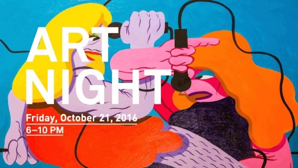 Join Fanbase Press & LA's Indie Creators for ArtNight Pasadena 2016