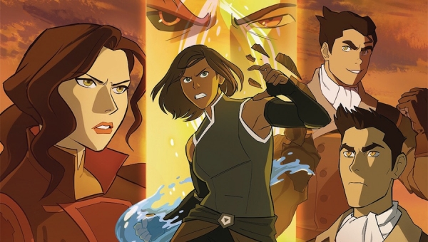 'The Legend of Korra: Turf Wars Part 3' - Advance Trade Paperback Review